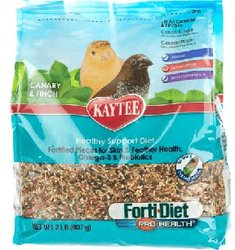 Kaytee Forti Diet Pro Health Canary & Finch 2lb