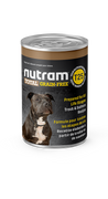 Nutram - Total Grain Free - Trout and Salmon 13 oz  - Wet Dog Food T25