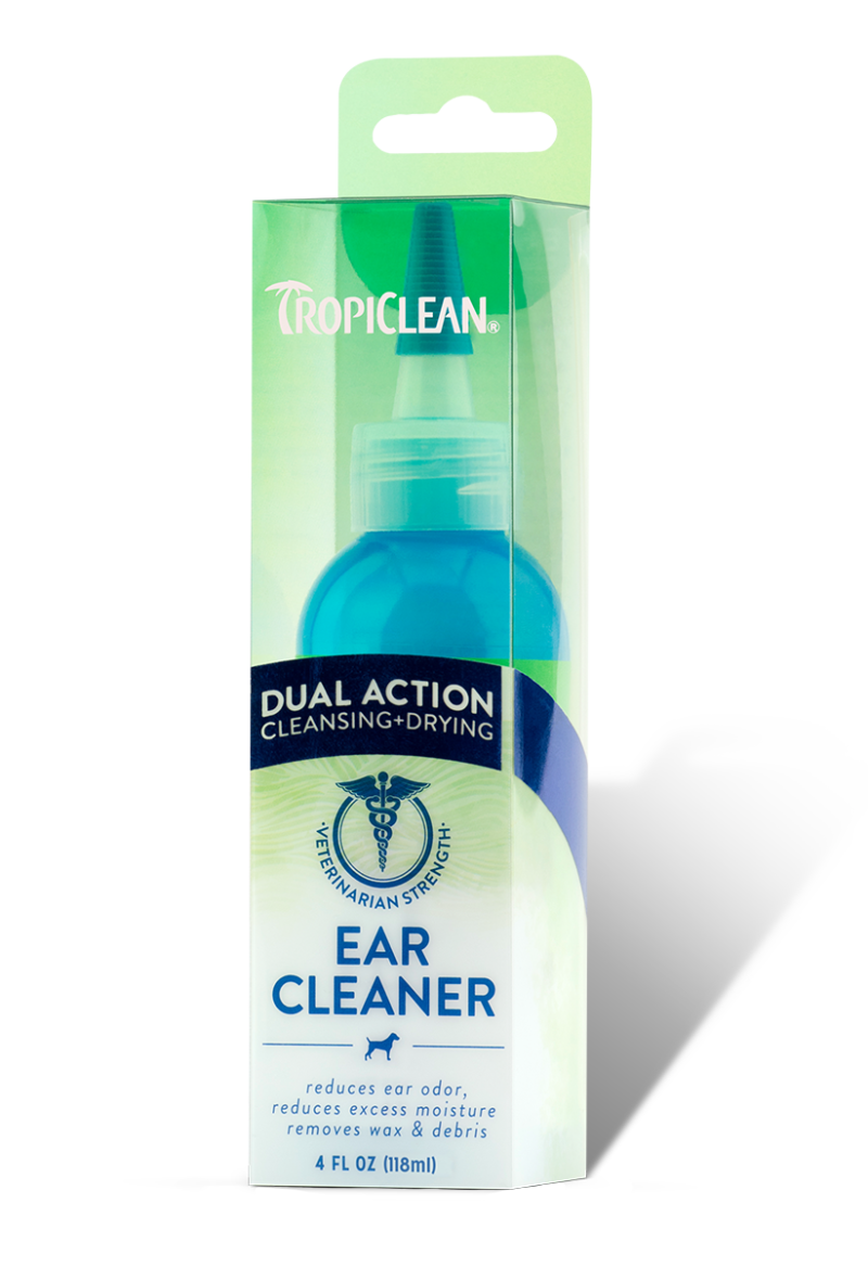 Tropiclean - Dual Action Ear Cleaner