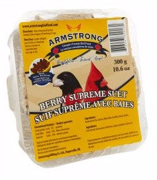 Armstrong Royal Jubilee Berry Supreme Suet 300g