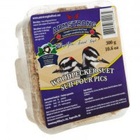 Armstrong - Royal Jubilee - Wood Pecker Suet 300g