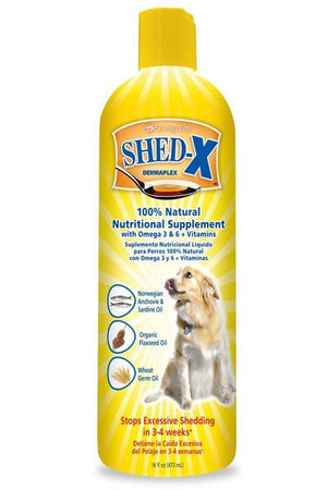 Synergy - Shed X - Nutritional Supplement for Dogs
