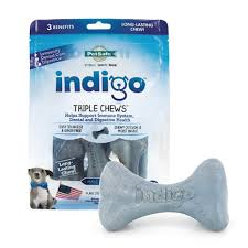 Indigo Triple Chew