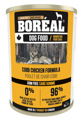 Boreal - Canned Dog Food - Cobb Chicken 13oz