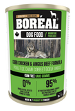 Boreal - Canned Dog Food - Cobb Chicken & Angus Beef