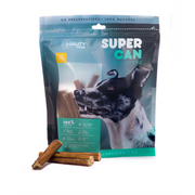 "Super Can 4-5"" Bully Sticks 8 oz"