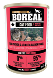 Boreal - Canned Cat Food - Cobb Chicken & Atlantic Salmon