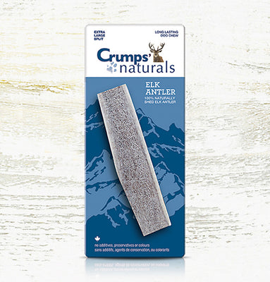 Crumps' Naturals Elk Antler Medium Split