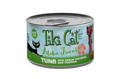 Tiki Cat - Aloha Friends - Tuna with Ocean White Fish & Pumpkin 5.5oz