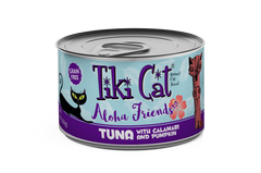 Tiki Cat - Aloha Friends - Tuna with Calamari & Pumpkin 5.5oz