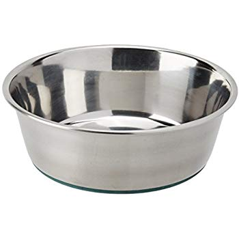 Vanness Stainless Non-Skid Cat Dish 8 oz