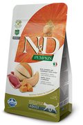 Farmina - Natural & Delicious Pumpkin - Dry Cat Food - Duck, Pumpkin and Cantaloupe 3.3lbs