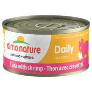 Almo Nature - Daily - Tuna with Shrimp