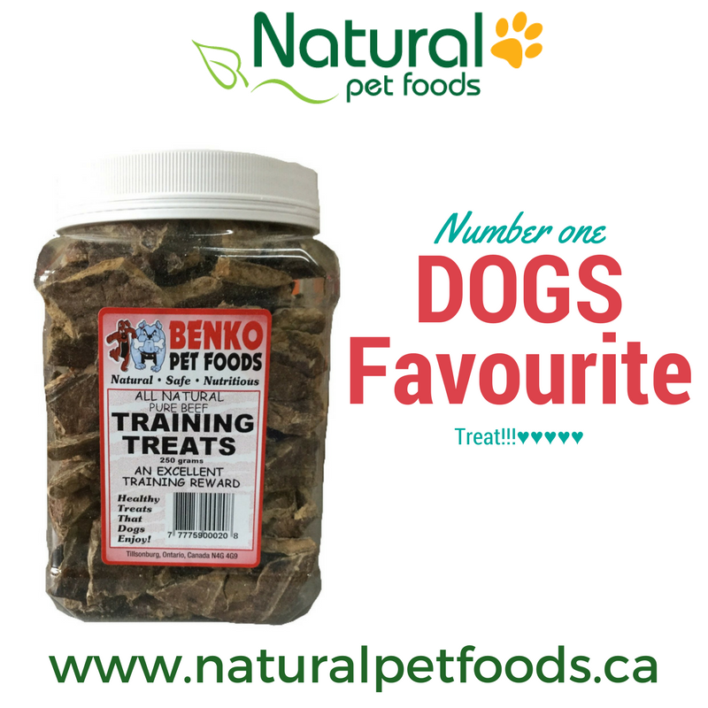 Benko dog treats