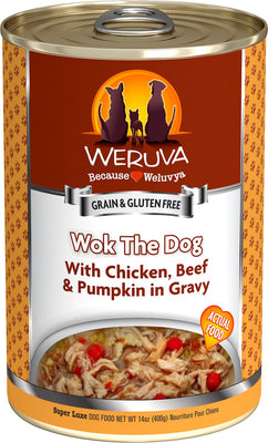Weruva - Wok the Dog - Wet Dog Food