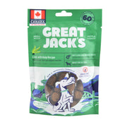 Great Jack Liver with Kelp Recipe  Soft Dog Treat