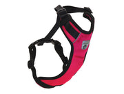 Canine Friendly-Vented Vest Harness V2 Raspberry