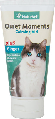 NaturVet - Quiet Moments Calming Aid plus ginger