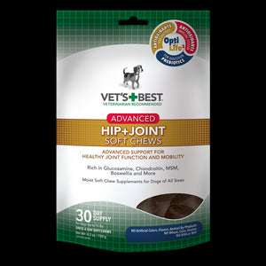 Vets Best - Advanced Hip and Joint Soft Chews