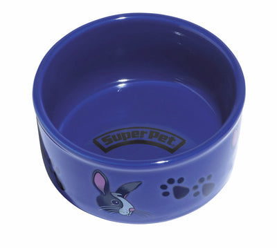 Kaytee ®™ Paw-Print Petware - Rabbit Assorted Colors