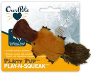 OurPets - Play-N-Squeak - Platty Pup