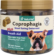 NatureVet - Coprophagia Stool Eating Deterrent Soft Chews