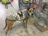 Chilly dog sweater Rustic