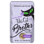 Tiki Cat Broth - With Duck And Chicken In Broth 12 Pouches of 1.3 oz