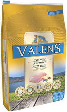 valens farmer dog food chicken and turkey