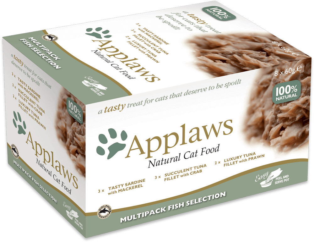 Applaws - Multipack - Fish Selection