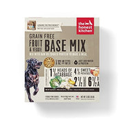 Honest Kitchen - Grain Free Fruit & Veggie Base Mix - (Preference)