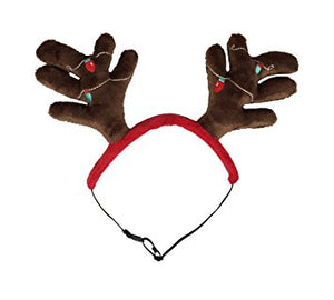 outward hound antler lights headband