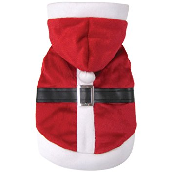 Foufou Dog - Reversible Santa/Penguin Suit - M/L/XL SALE