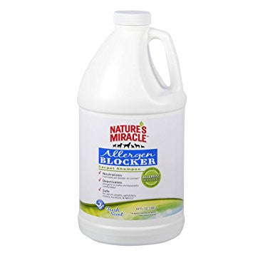 Nature's Miracle - Allergen Blocker - Carpet Shampoo
