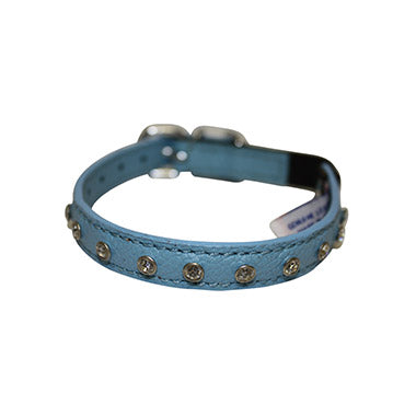 Angel Cat Collar - Athens - Baby Blue