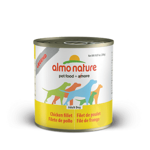 Almo Nature Dog cans