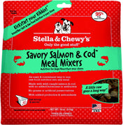 Stella & Chewy's - Meal Mixers - Savoury Salmon & Cod
