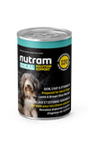 Nutram - Ideal Solution Support - Skin, Coat and Stomach - Wet Dog Food SALE