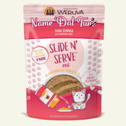 Weruva - Slide N' Serve - Name 'Dat Tuna 2.8 oz pouch