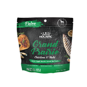 Absolute Holistic Grand Prairie Chicken and Hoki 100g With Green Lipped Mussel