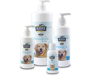 Alaska Pollock Oil for dogs and cats