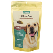 naturvet all in one 4 in 1 supplement powder
