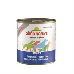 Almo Nature HQS Legend Tuna Fillet Entrée Dog Can