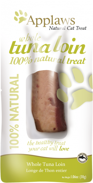 Applaws tuna loin treat