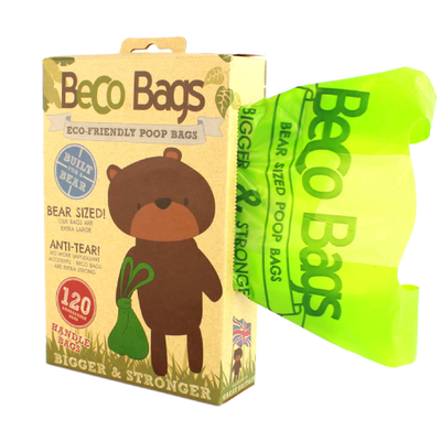 Beco Bags - Handle Bags 120 Pack
