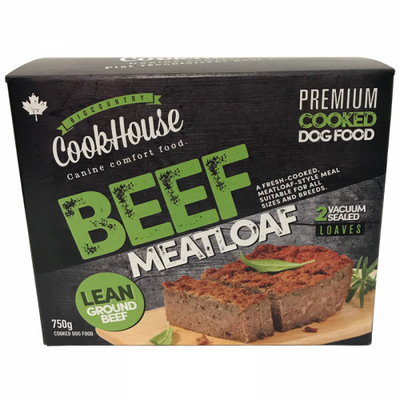 Cookhouse - Beef Meatloaf NEW