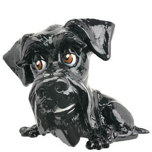 Bridgman Little Paws - Harvey - Black Schnauzer