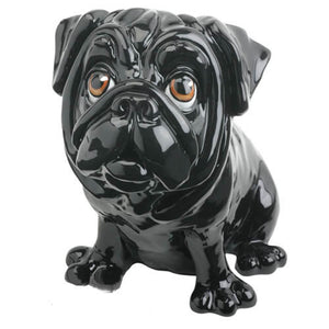 Bridgman Little Paws - Precious - Black Pug