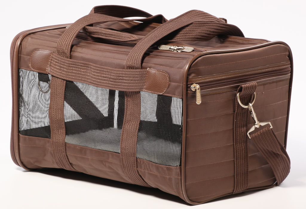Sherpa - The Original Deluxe Pet Carrier - Brown
