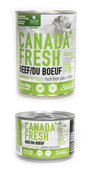 Canada Fresh - Canned Dog Food - Beef